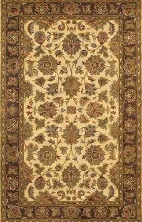 Oriental Rugs Adosian Camel Brown