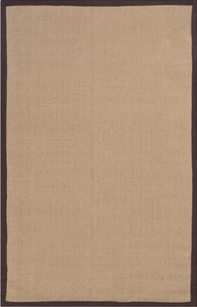 Natural Fibre Rugs Bayo Brown