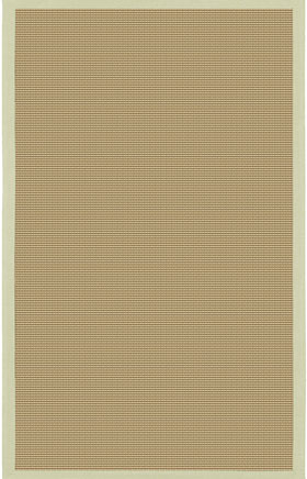 Natural Fibre Rugs Bayo Green