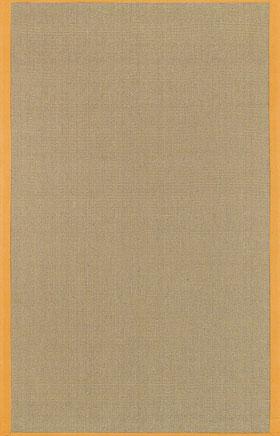 Natural Fibre Rugs Bayo Orange