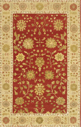Oriental Rugs Cartona Gold
