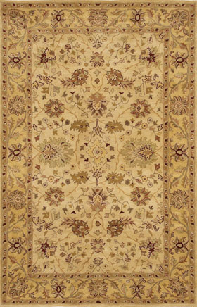 Contemporary Rugs Dreanni White