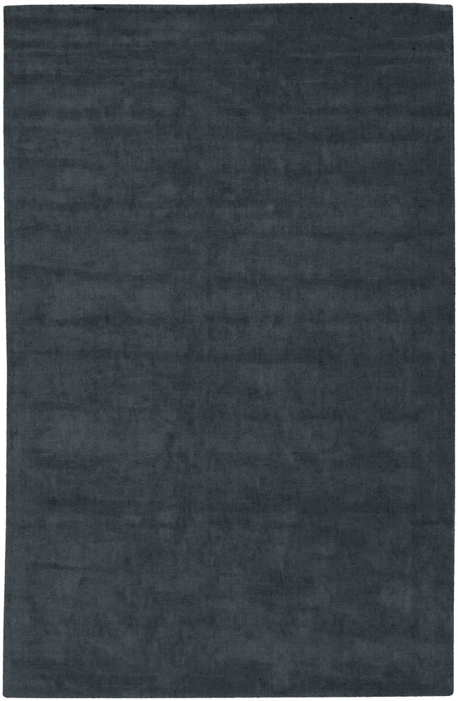 Solid Rugs Glorinsa Charcoal Grey