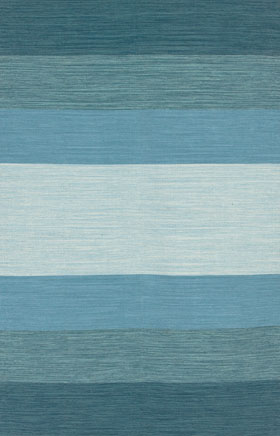 Braided Rugs Indoa Blue