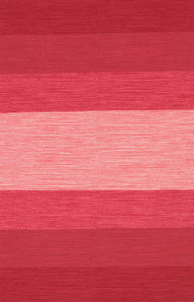 Braided Rugs Indoa Candy Red