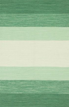 Braided Rugs Indoa Green