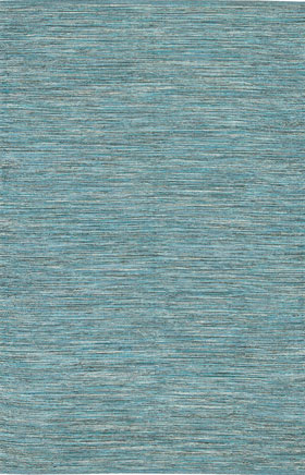 Braided Rugs Indoa Light Blue