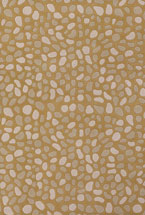 Contemporary Rugs Inhou Orange