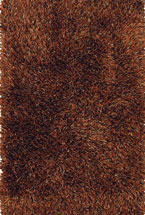 Shag Rugs Irissei Orange