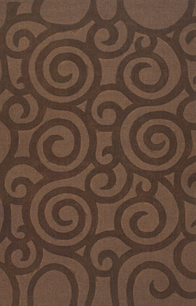 Solid Rugs Jaiho Chocolate Brown