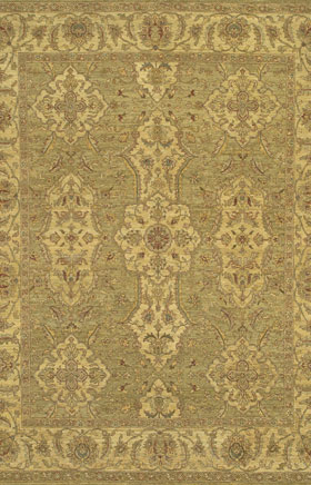 Oriental Rugs Kamellea Green