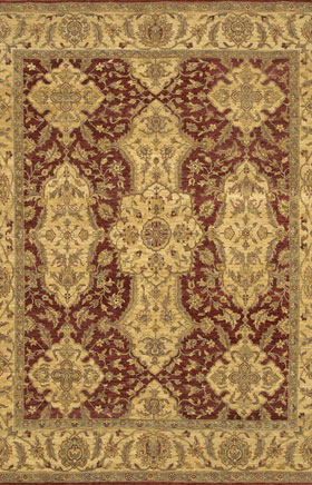 Oriental Rugs Kamellea Red