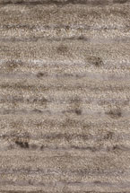 Shag Rugs Kapono Brown