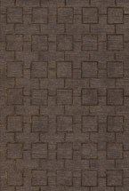 Transitional Rugs Kumadra Rust Brown
