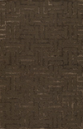 Transitional Rugs Kumadra Brown