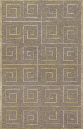 Transitional Rugs Kumadra Tan Brown