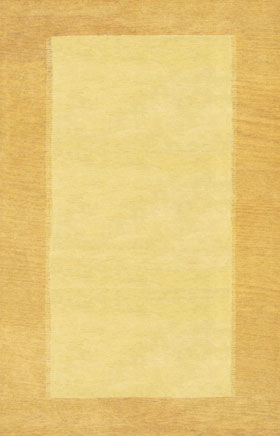 Contemporary Rugs Metopolitan Yellow