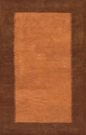 Contemporary Rugs Metopolitan Brown