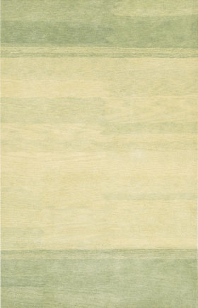 Contemporary Rugs Metopolitan Lime Green