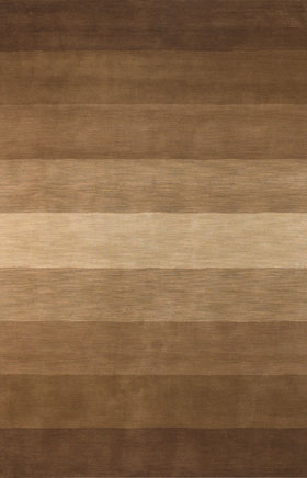 Contemporary Rugs Metopolitan Dark Brown