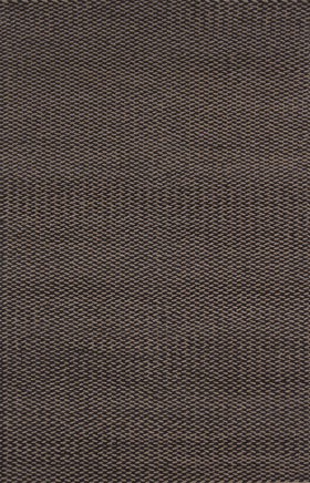Contemporary Rugs Mililani Black