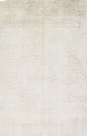 Shag Rugs Oystenci White