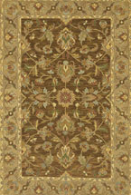 Oriental Rugs Poosa Brown