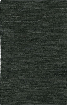 Natural Fibre Rugs Sakess Black