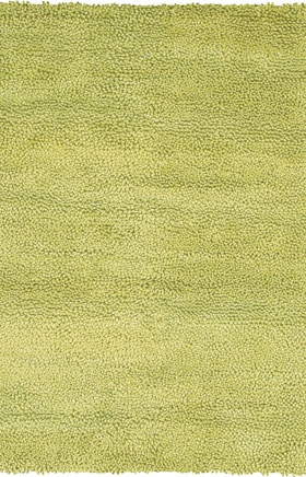 Shag Rugs Strass Lime