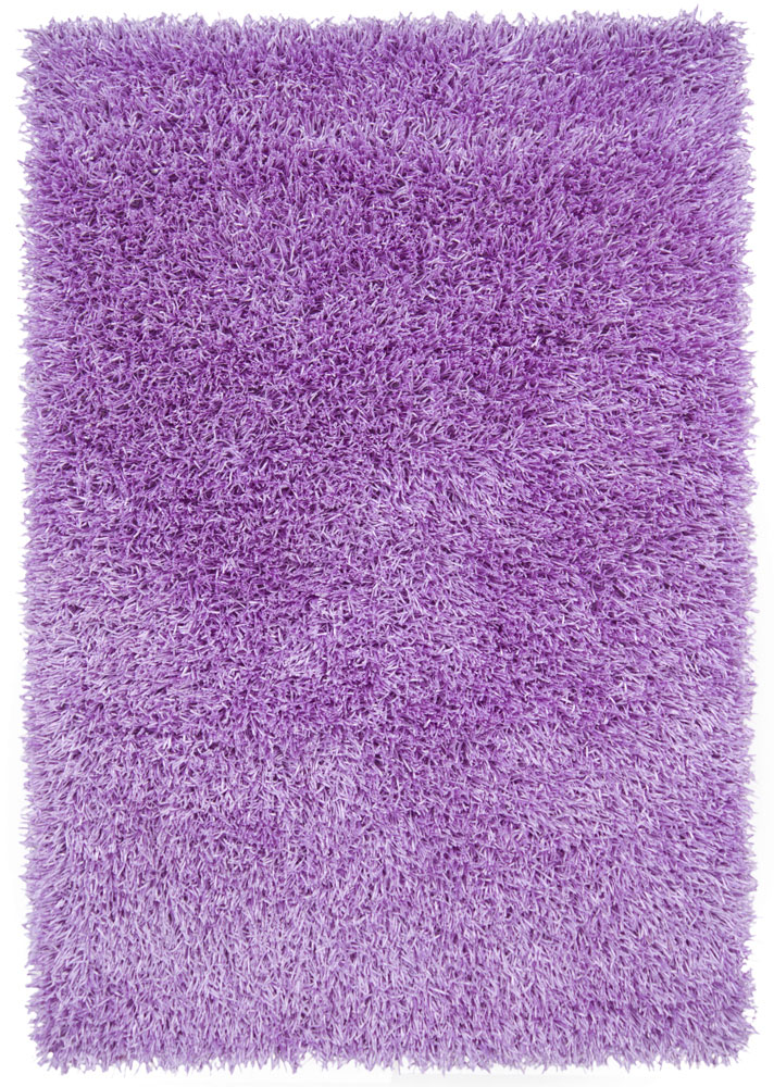 Buy contemporary shag rugs of tirish collection hand woven for Purple area rugs contemporary