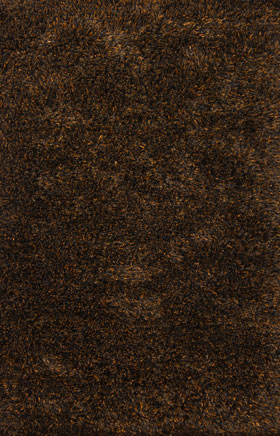 Contemporary Rugs Tulsa Chocolate Brown