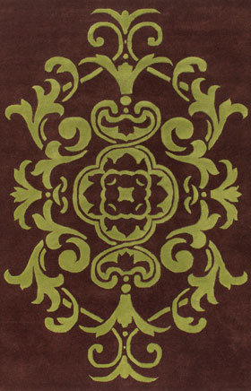 Traditional Rugs Veneto Brown