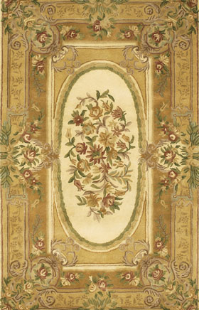 Transitional Rugs Veronassi Beige