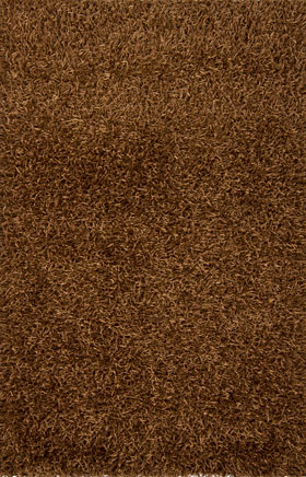 Solid Rugs Zarina Chocolate Brown