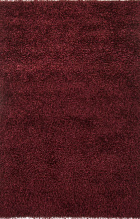 Solid Rugs Zarina Dark Brown