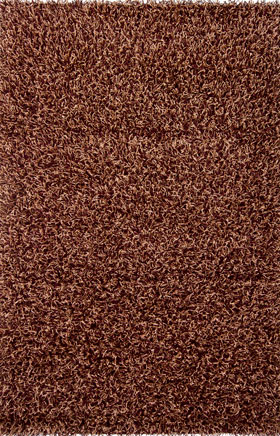 Solid Rugs Zarina Chocolate