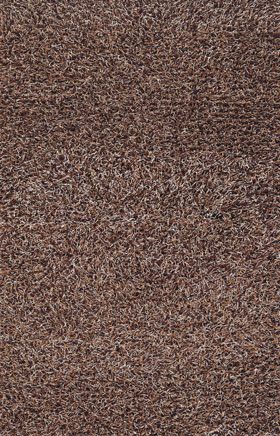 Solid Rugs Zarina Brown