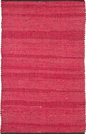 Braided Rugs Zola Red