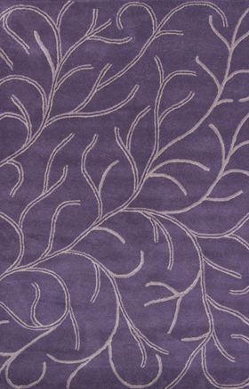 Eco friendly rug Sahara Sands Purple