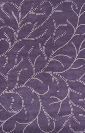 Eco friendly rug Sahara Sands Purple