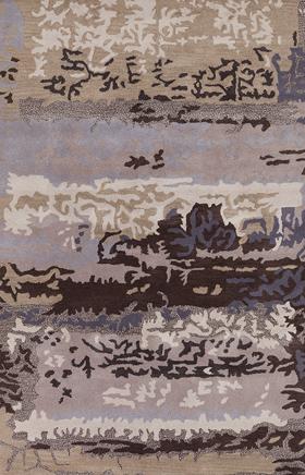 Eco friendly rug Sahara Sands Brown