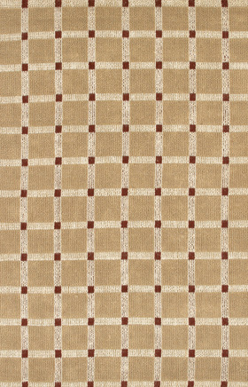 Braided Rugs Art Burgundy and Brown