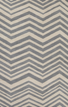 Transitional Rugs Davin Grey and Beige