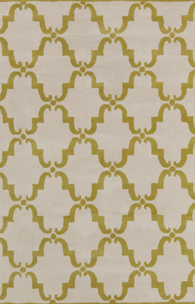 Transitional Rugs Davin Yellow