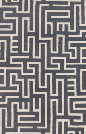 Transitional Rugs Lima Grey