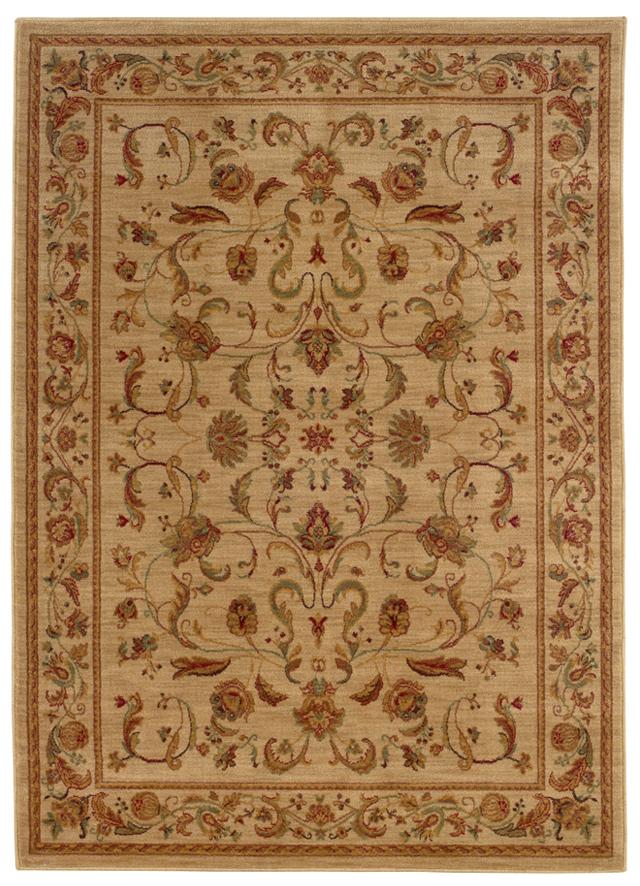Oriental Sphinx Rugs Oriental Weavers Allure Beige 11032 Nylon