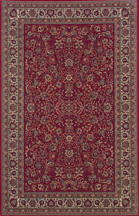 Oriental Rugs Ariana Red 11073