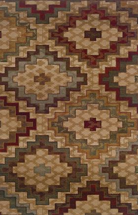 Southwestern Rugs Genesis Beige 11140