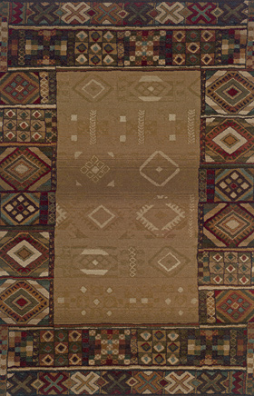 Southwestern Rugs Genesis Beige 11141