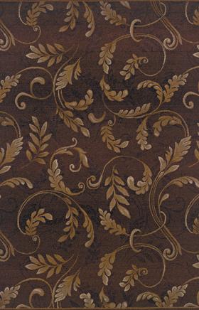 Transitional Rugs Genesis Brown 11159